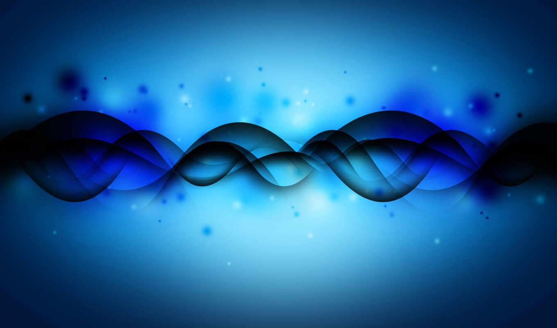 синие, совершенно, голубые, категория, абстракция, линии, туман, абстрактные, красивых, подборка,