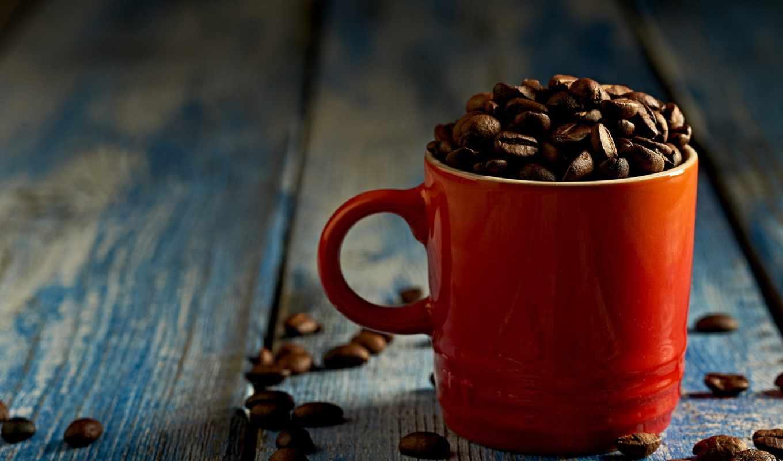 coffee, tweets, зерна, чашка