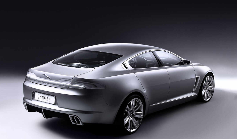 jaguar, xf, concept, обои, издание, tuning, автомо
