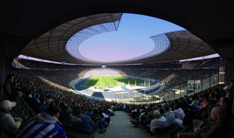 стадион, футбольный, футбол, поделиться, спорт, изображения, вернуться, фанаты, люди, трибуна,
