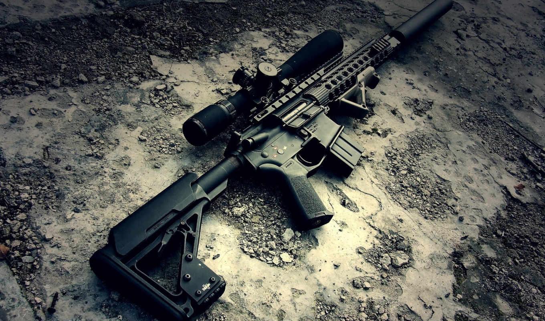 оружие, винтовка, снайперская, varmint, сошки, глушитель, оптика