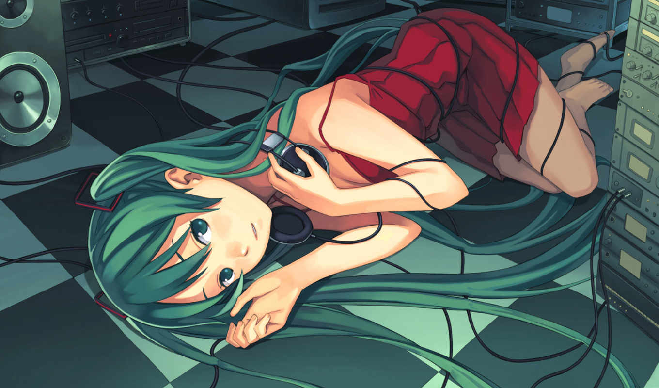 hatsune, miku, video, anime, vocaloid, fanclub,