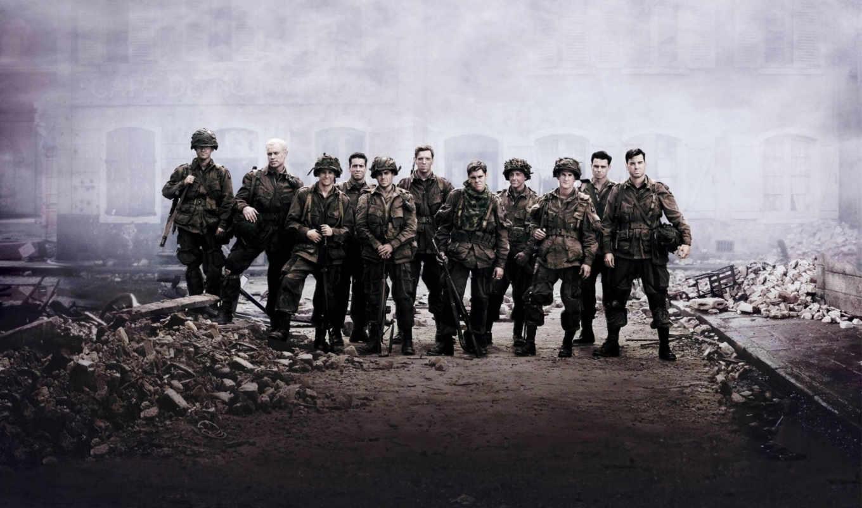 easy, guo, боевом, роты, рассказывается, пути, company, airborne, bros, батальона, brothers,