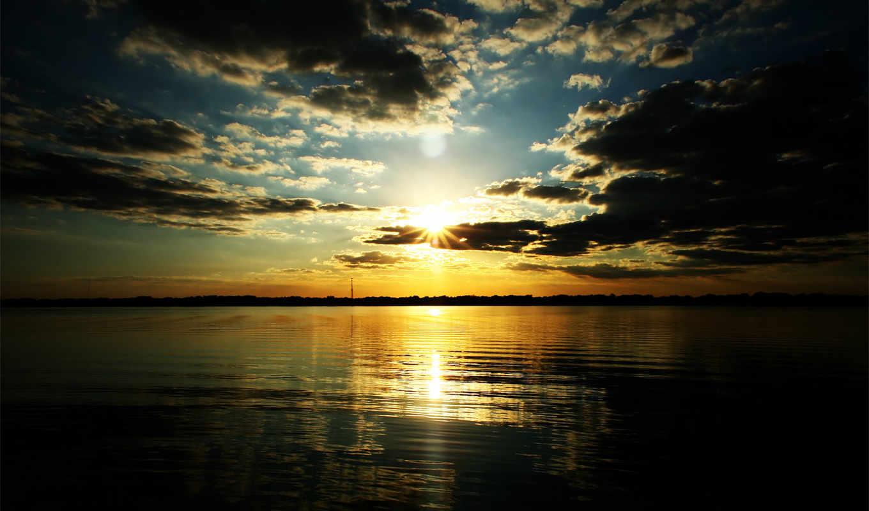закат, озеро, результатов, закате, запросу, со, mill, озером, берег, am,