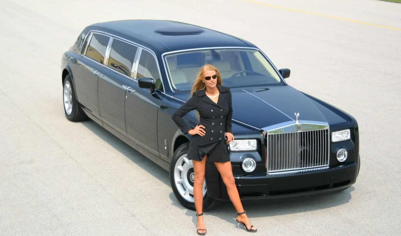 rolls, royce, phantom, genaddi, design, девушка, года, разрешения, основные, black,