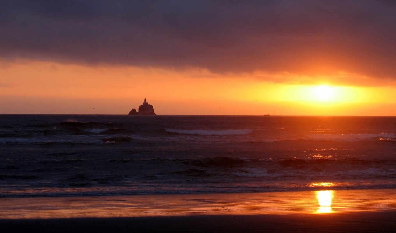 солнце, sol, sunset, небо, волны, море, sonnenuntergang, slnka, západ, meer, закат,