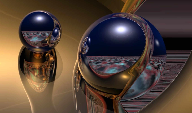 шары, зигзаг, отражение, просмотреть, линии, свет, синий, абстракция, iphone, светящиеся, узор, цвет,