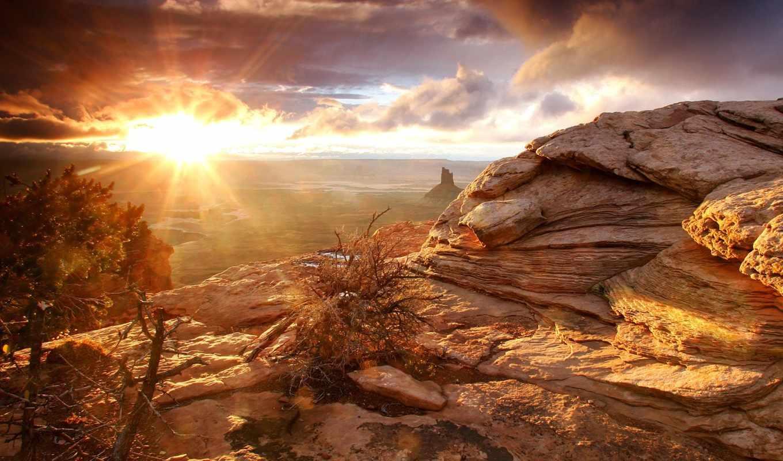 солнца, rising, sun, рассвет, природа, моря, reki, закат, море,
