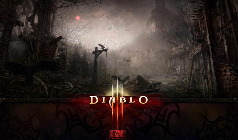diablo, death, dark,
