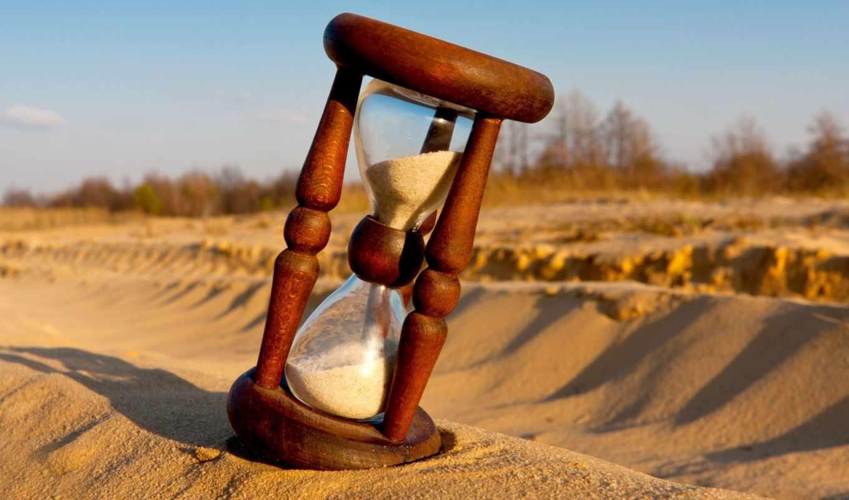 часы, песочные, песок, shadow, glass,