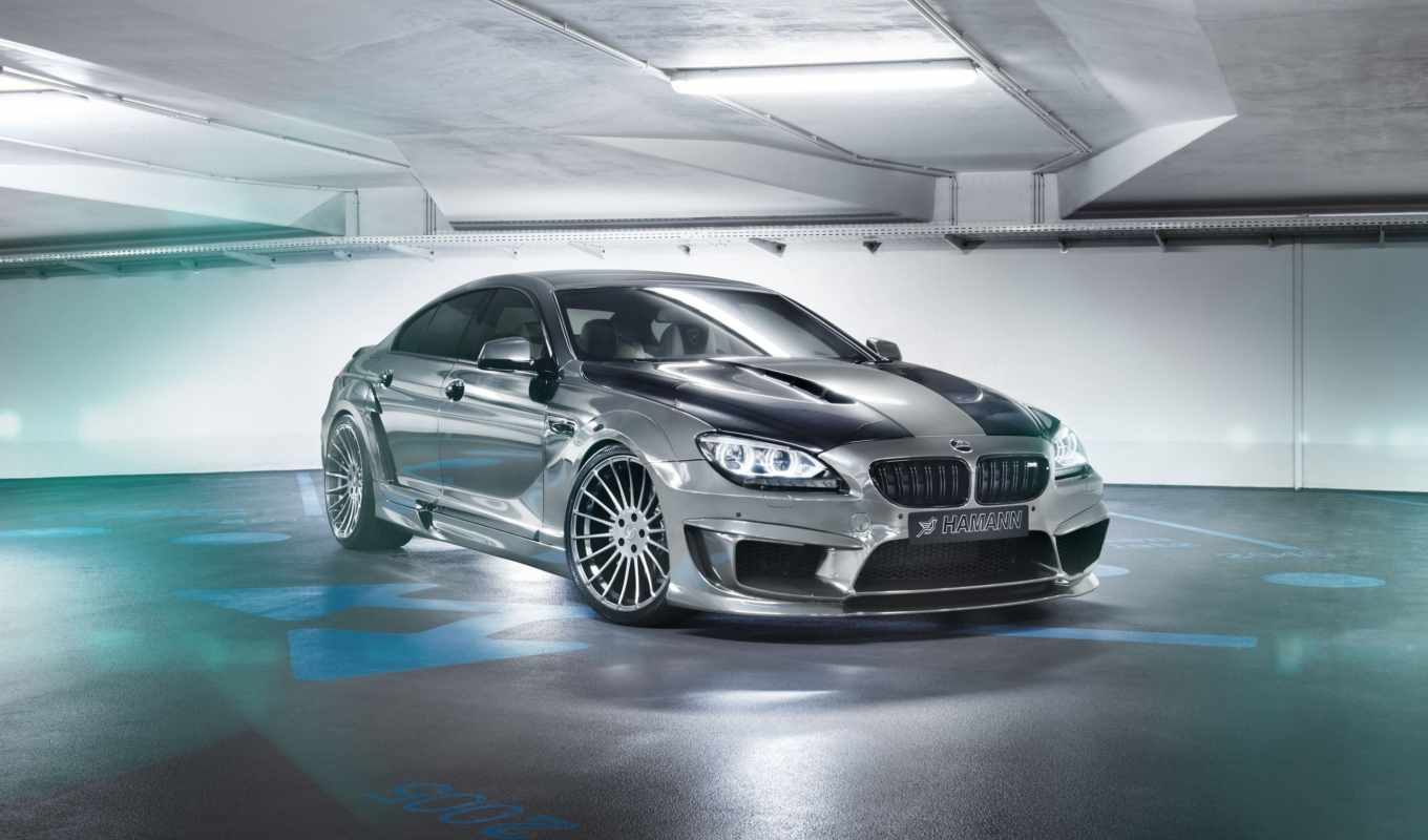 bmw, gran, coupe, hamann, resolution,