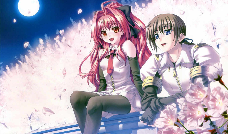 anime, polyphonica, дней, назад, shinkyoku, soukai, небо, пользователя, дневник,