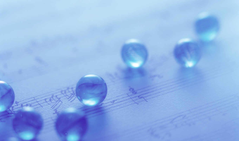 shariki, стеклянные, тетради, нотной, листе,