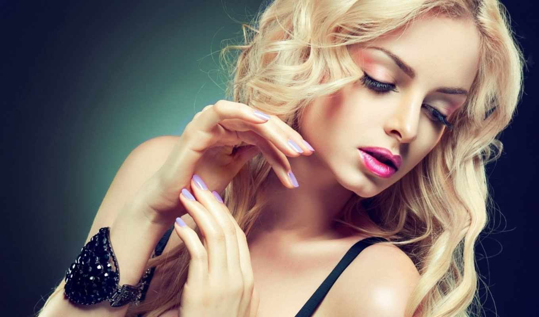 красоты, салоне, blonde, девушек, девушка, красивая, devushki, красивые,