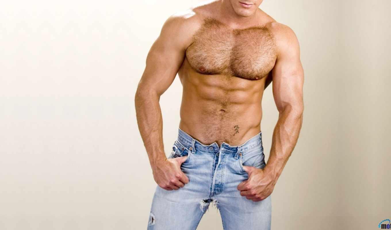обои, грудь, волосатая, груди, уровень, фото, мужч