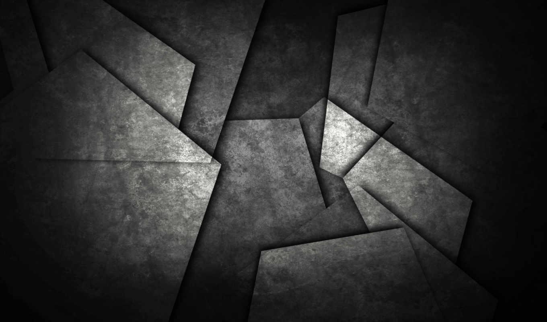 iron, darkness, многогранники, текстуры, базе,