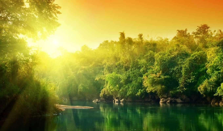 солнца, рассвет, video, восход, утро, красивые, самые, ни,