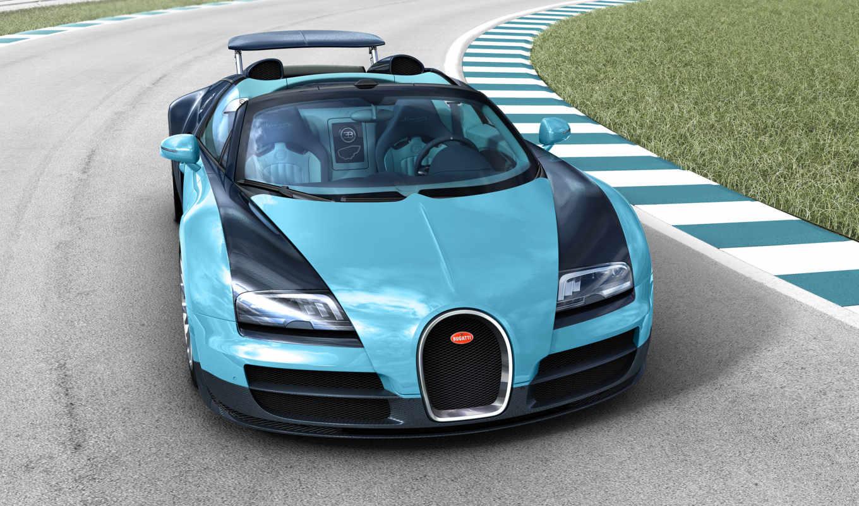 bugatti, veyron, спорт, grand, vitesse, опубликовано,