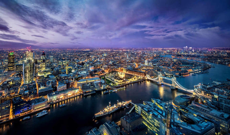 desktop, город, города, огни, london, река, дневник,