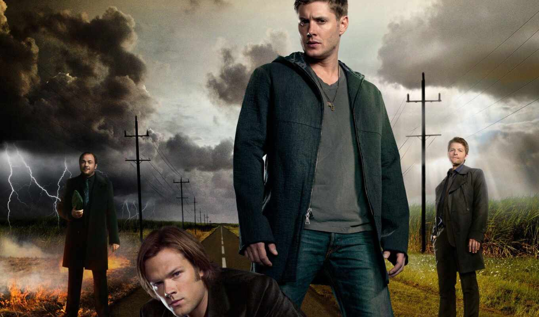 season, supernatural, серия