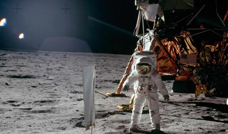 луна, астронавт, nasa, usa, apollo, картинка, высадка, desktop, американцы, космонавт, космос, картинку,