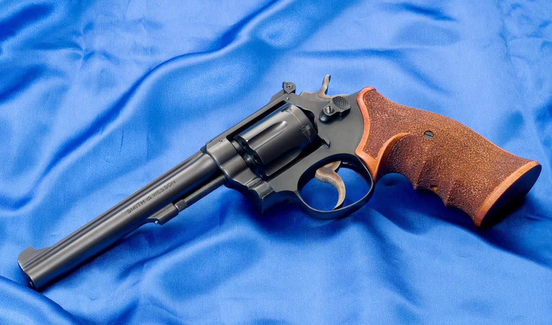 revolver, пистолеты, смит, армия, wesson,