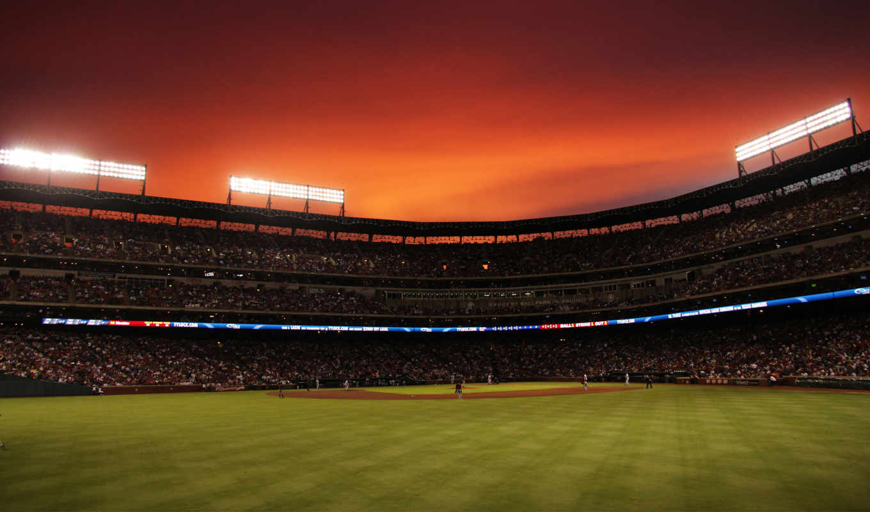 стадион, texas, футбол, поле, ameriquest, beijing, высоком, opening,