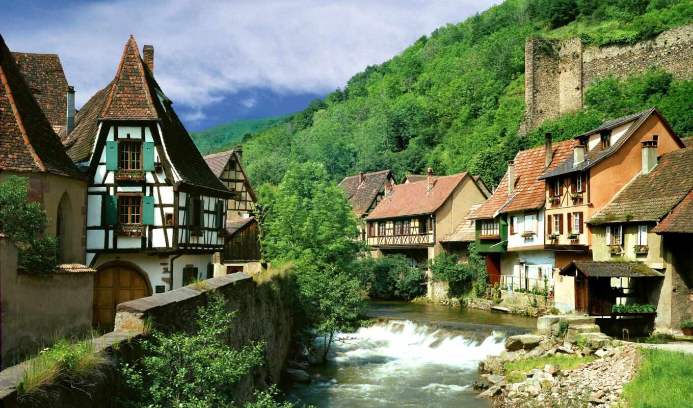 france, destinations, travel, vol, kaysersberg, attractions, geography, cultural, landmarks, tourist, nature, landscapes,