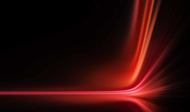 линии, абстракция, line, изгиб, red,