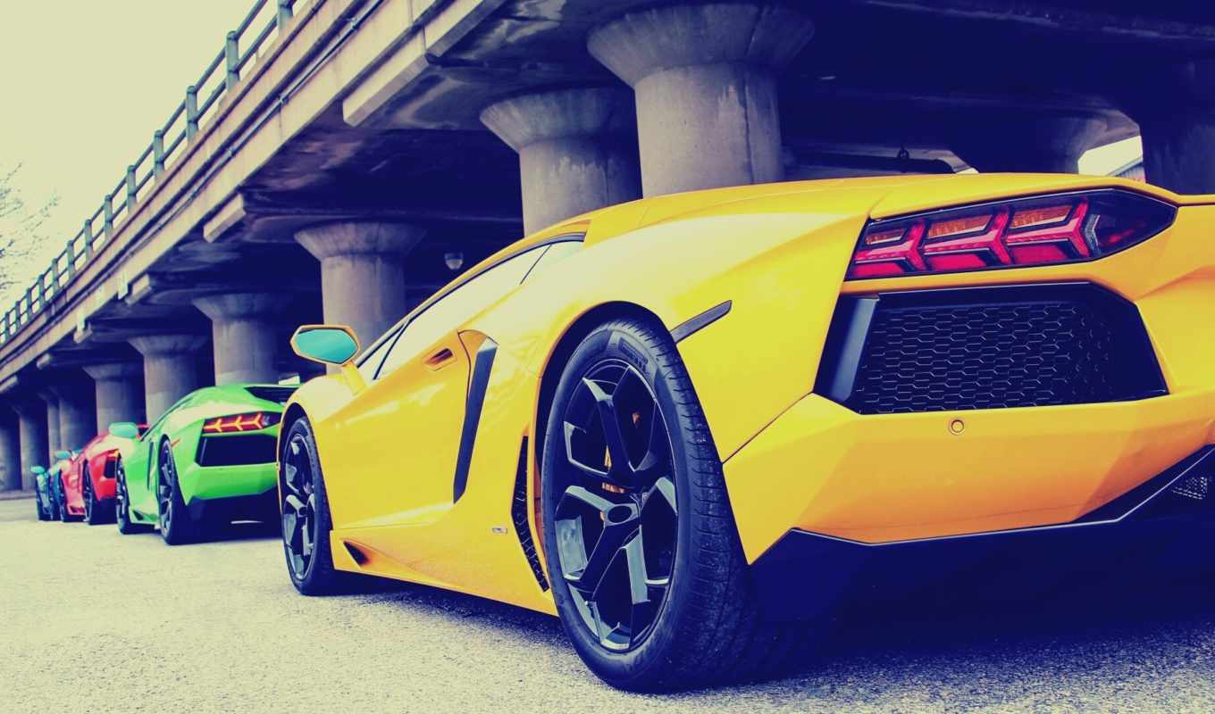 iphone, lamborghini, ios, экрана, wallpapersforme, замок, android,