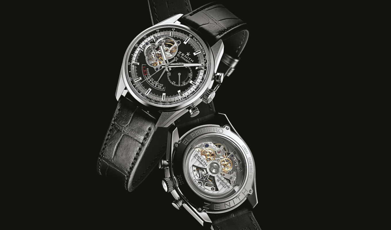 zenith, часы, watch, primero, kartinka,