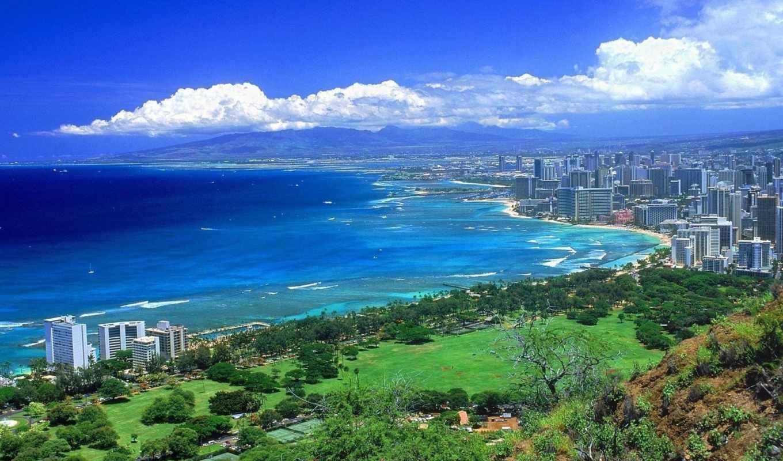 острова, hawaii, hawaiian, parts, pacific, остров, ocean, located, англ, архипелаг, north,