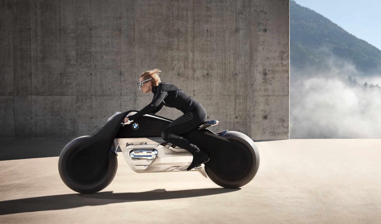 bmw, vision, next, motorrad, мотоцикл,