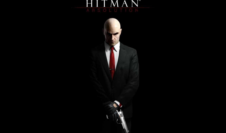 hitman, absolution, agent, desktop, silverballer, games, widescreen, free, android,