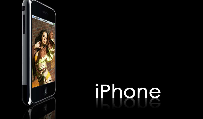 iphone, фон, оригинал,