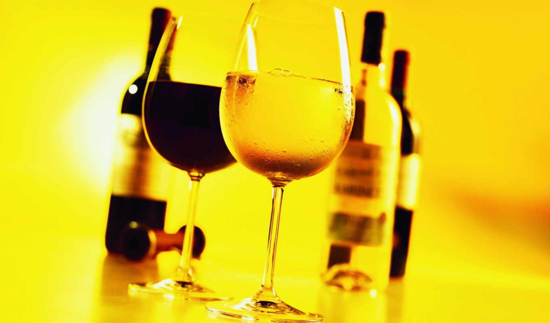 вино, белое, красное,