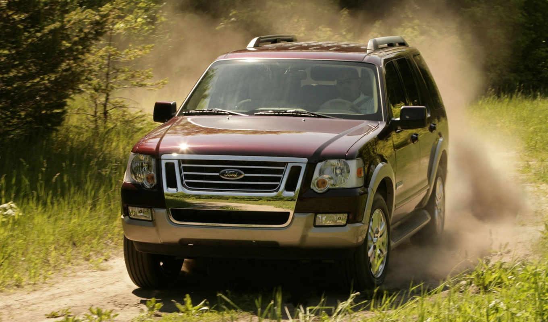 ford, explorer, авто, картинку, чтобы,