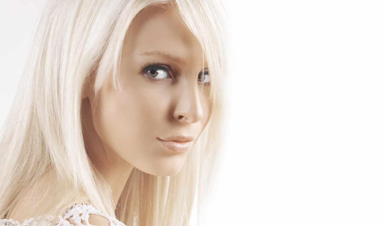 white, девушка, blonde, лицо,