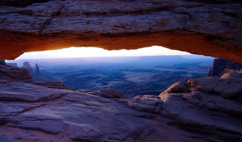 добавить, пейзажи, горизонт, избранное, вырезать, comp, часть, высота, пещера, штат, сша, юта, горы, скала, пейзаж, небо,