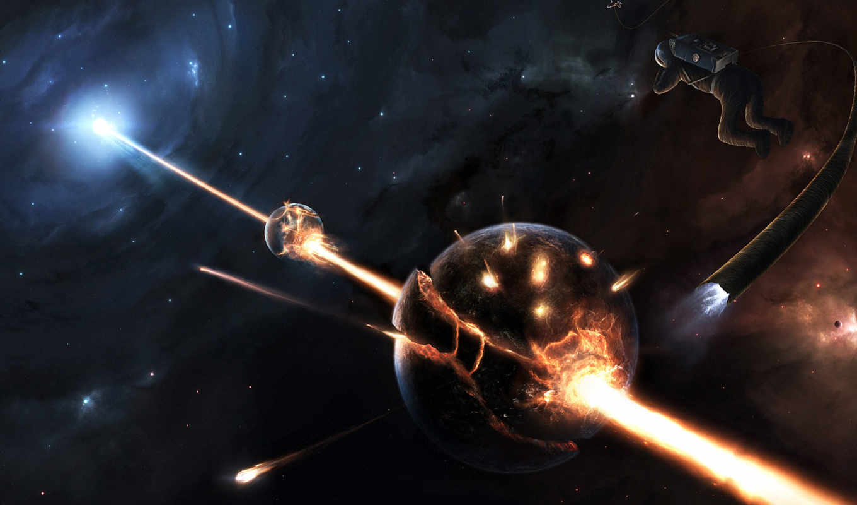 космос, amazon, звезды, планеты, над, тэги, planet,
