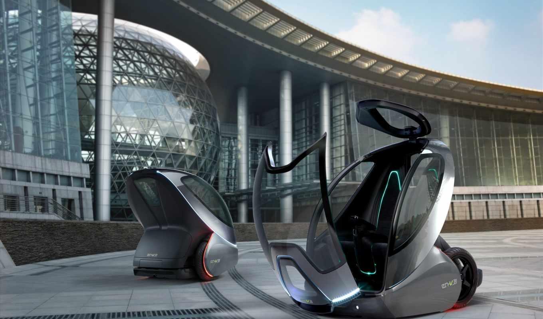 car, driving, cars, self, electric, гм, concept, vehicles, будущее,