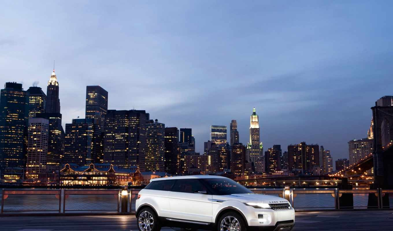 rover, land, range, free, город, discovery,