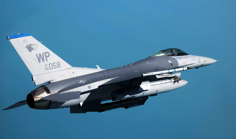 falcon, самолёт, general, самолети, fighting, dynamics,