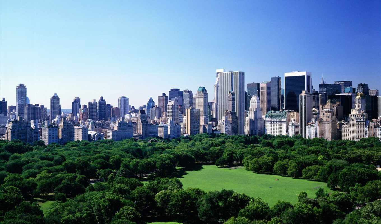 нью, park, центральный, york, йорка, крупнейших, является,