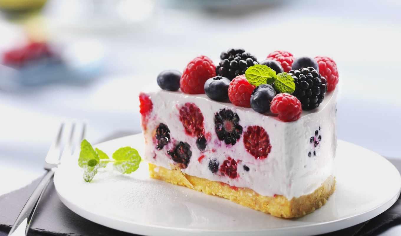 торт, малина, candy, еда, десерт, картинка, фрукты,