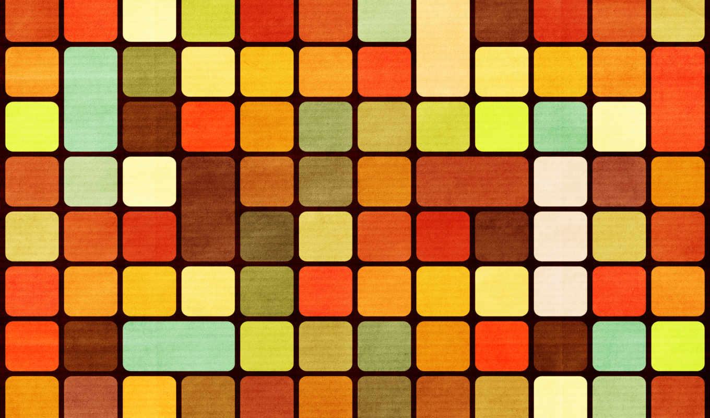 разноцветные, кубики, абстракция, квадраты, Мозаика, картинка, abstract, iphone, фотографии,