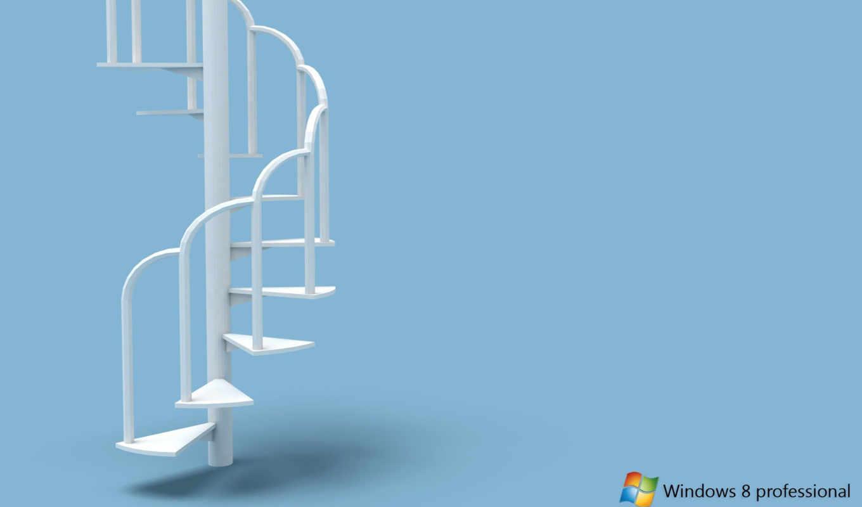 интерьеры, interer, лестница, белая,