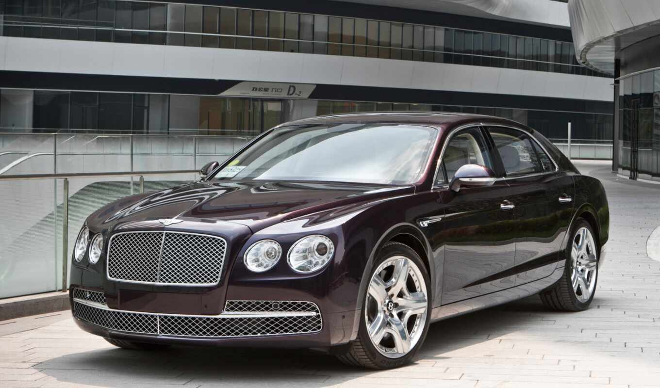 bentley, continental, flying, spur, бентли,