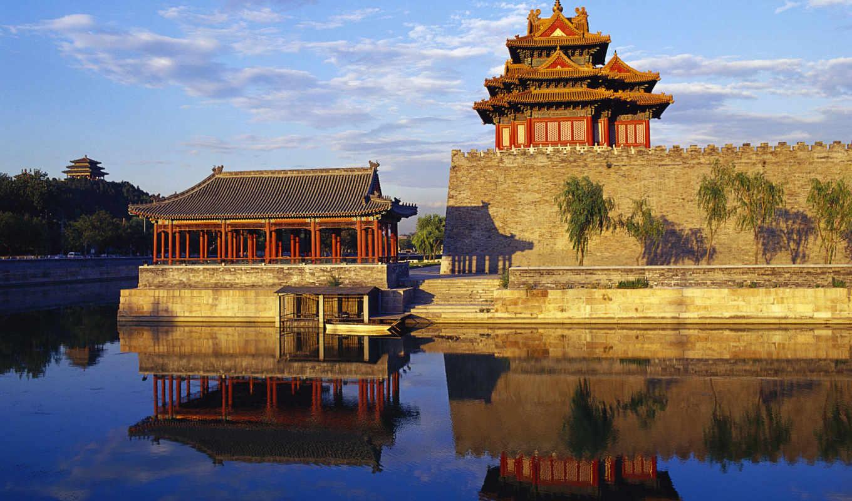 город, табу, beijing, пекина, дворец,