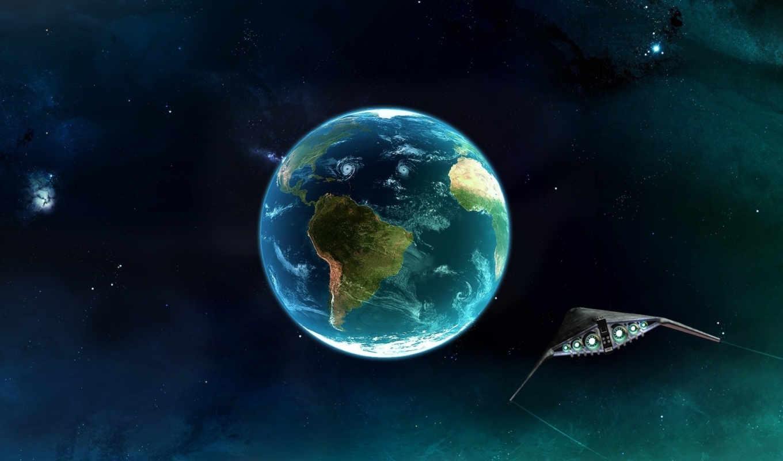 планеты, космос, planet, land, корабли,
